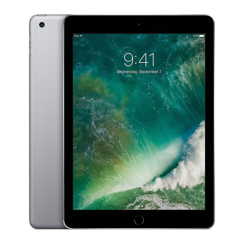"""32GB Apple WiFi iPad 9.7"""" Retina Tablet (5th gen) $249 + free s/h"""
