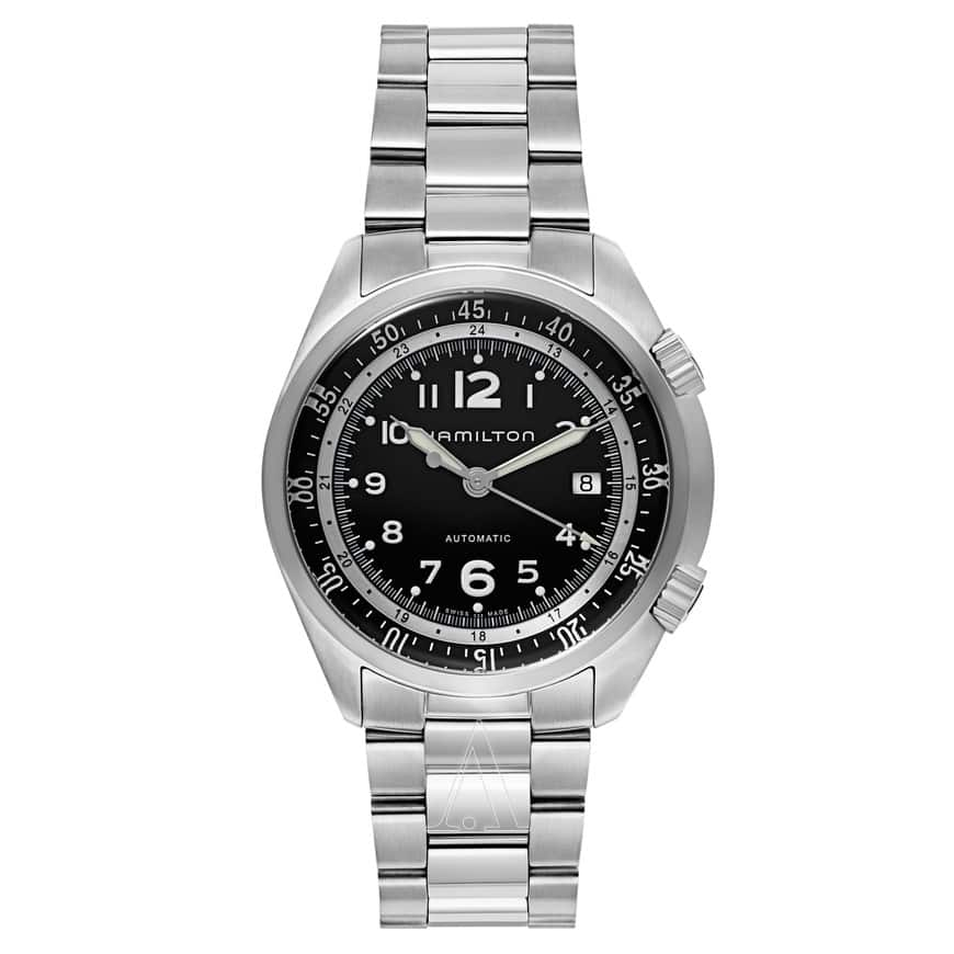 Hamilton Khaki Aviation Pilot Pioneer Automatic Watch on Bracelet $399 + free s/h