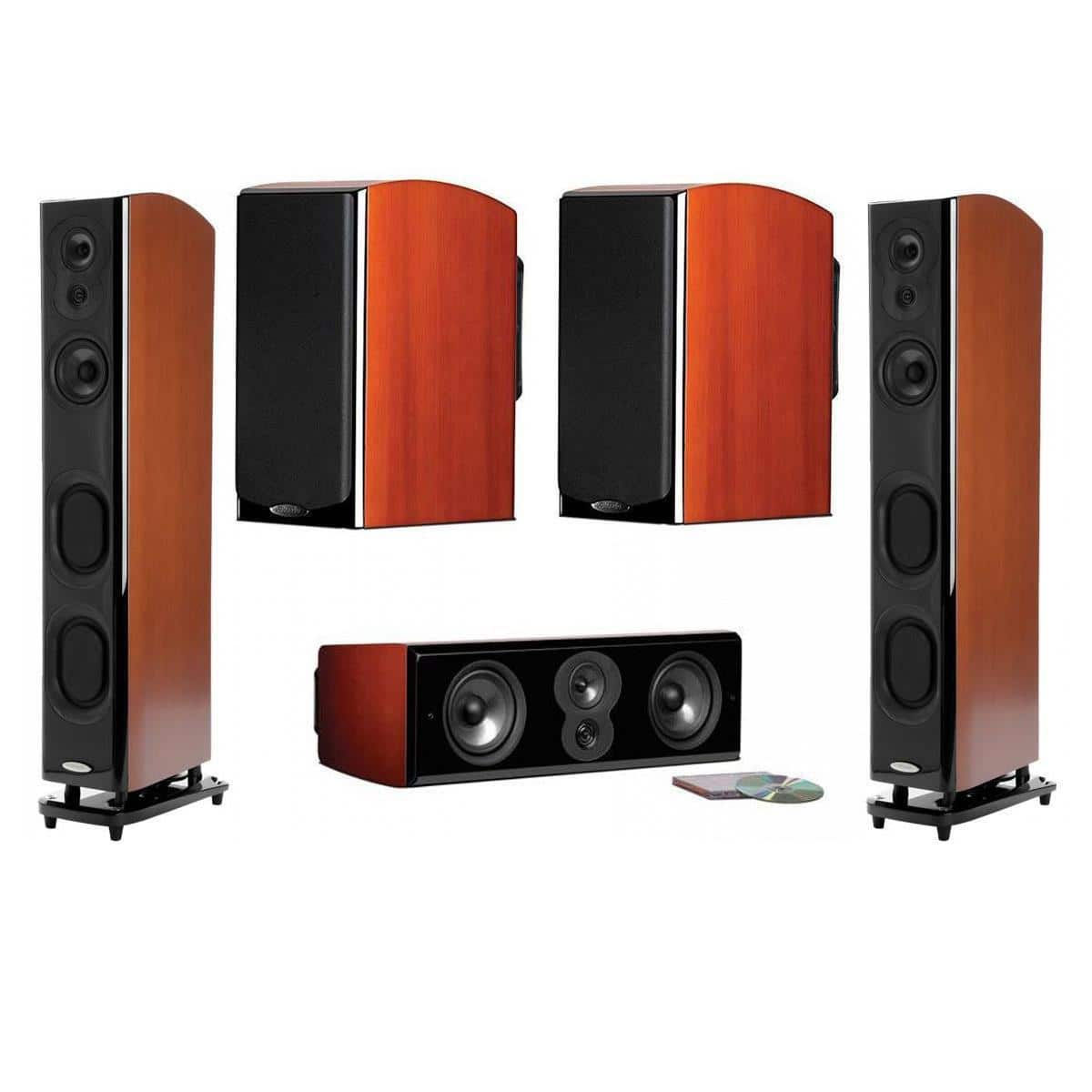 Polk LSi Speaker Bundles (some w/ RX-A3070): m705 (pair) + m703 (pair) + m706c from $1500 to $3200 & More + Free S&H