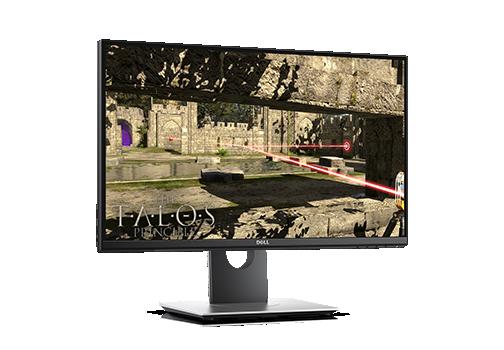 """24"""" Dell S2417DG 2560x1440 165Hz G-Sync Monitor + $150 dell e-gift card $380 + free s/h"""