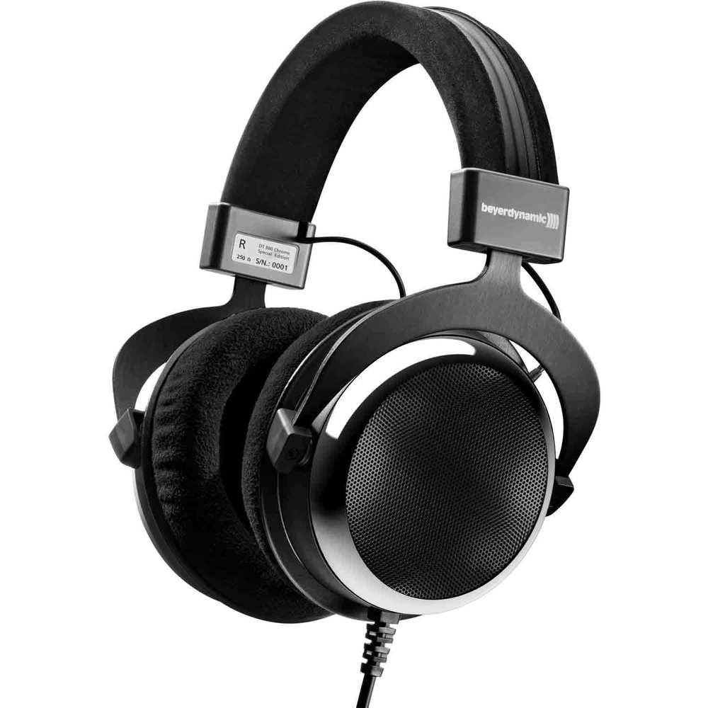 BeyerDynamic DT 880 250 Ohm Premium SE Chrome Headphones $139 + free s/h