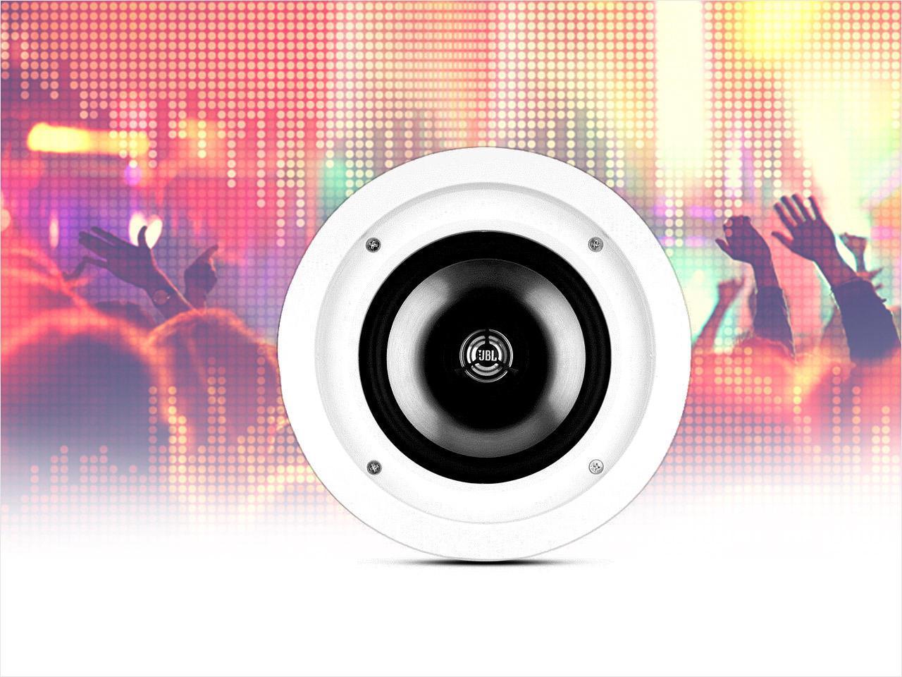 """Jbl 6.5"""" In Ceiling Speaker (pair) $80 + free s/h"""