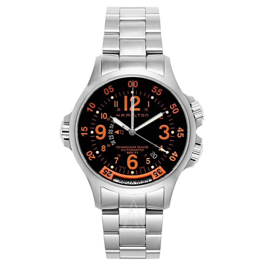 Hamilton Khaki Aviation GMT Air Race Automatic Watch $429 + free s/h