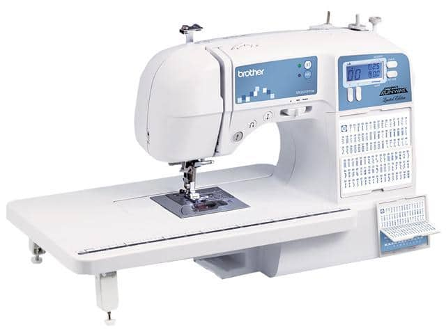 Brother XR9500PRW Project Runway Limited Edition Computerized Sewing Machine $118.60 + free s/h