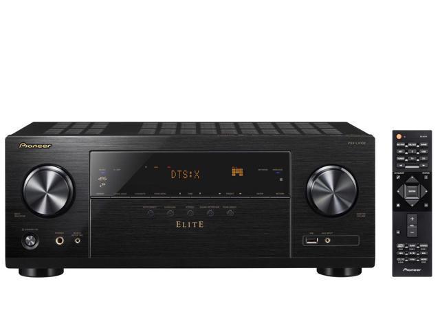 Pioneer Elite VSX-LX102 7.2Ch 4K A/V Receiver $299 + free s/h