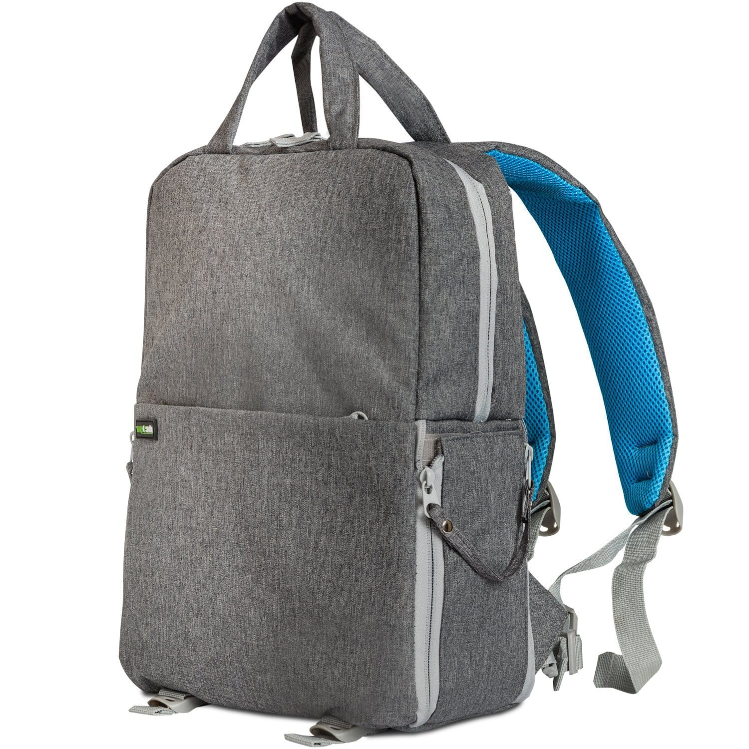 "Deco Gear Camera Backpack w/ 13"" Laptop Sleeve & Rain Cover $17.50 + free s/h"