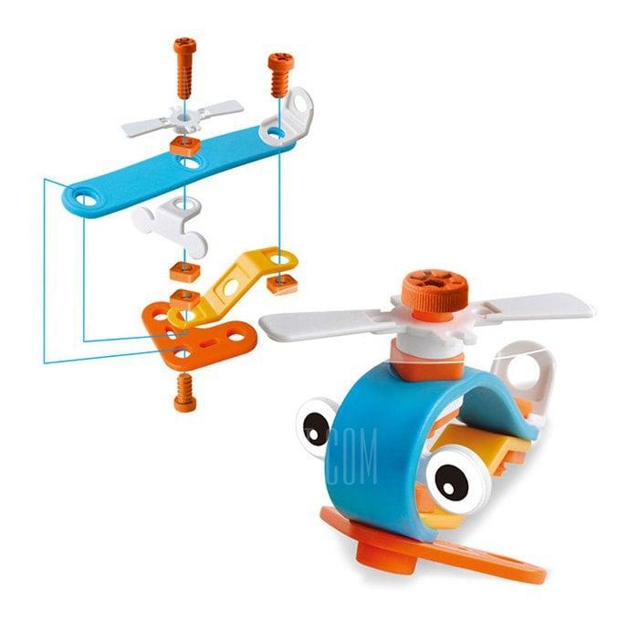 Creative Building Blocks Toy $0.99 + free s/h