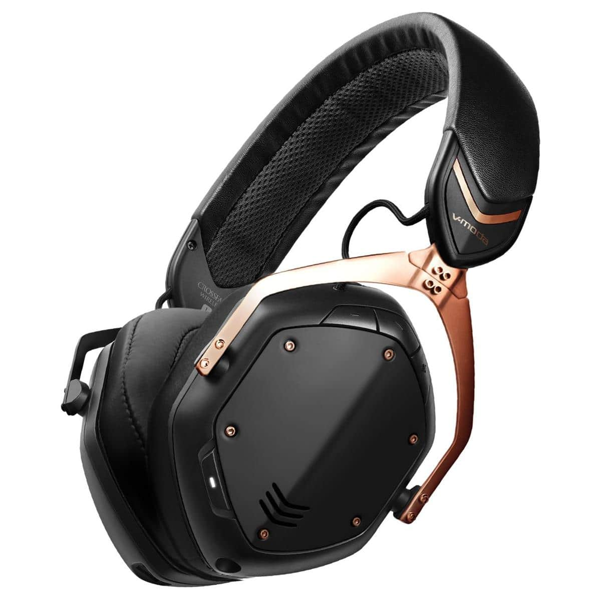 V-moda Crossfade II Over-Ear Wireless Headphones (rose gold) $250 + free s/h