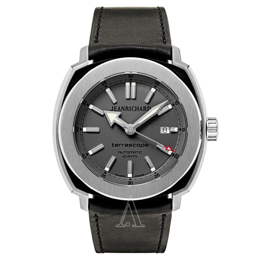 JeanRichard 47mm Terrascope Automatic Watch $599 + free s/h