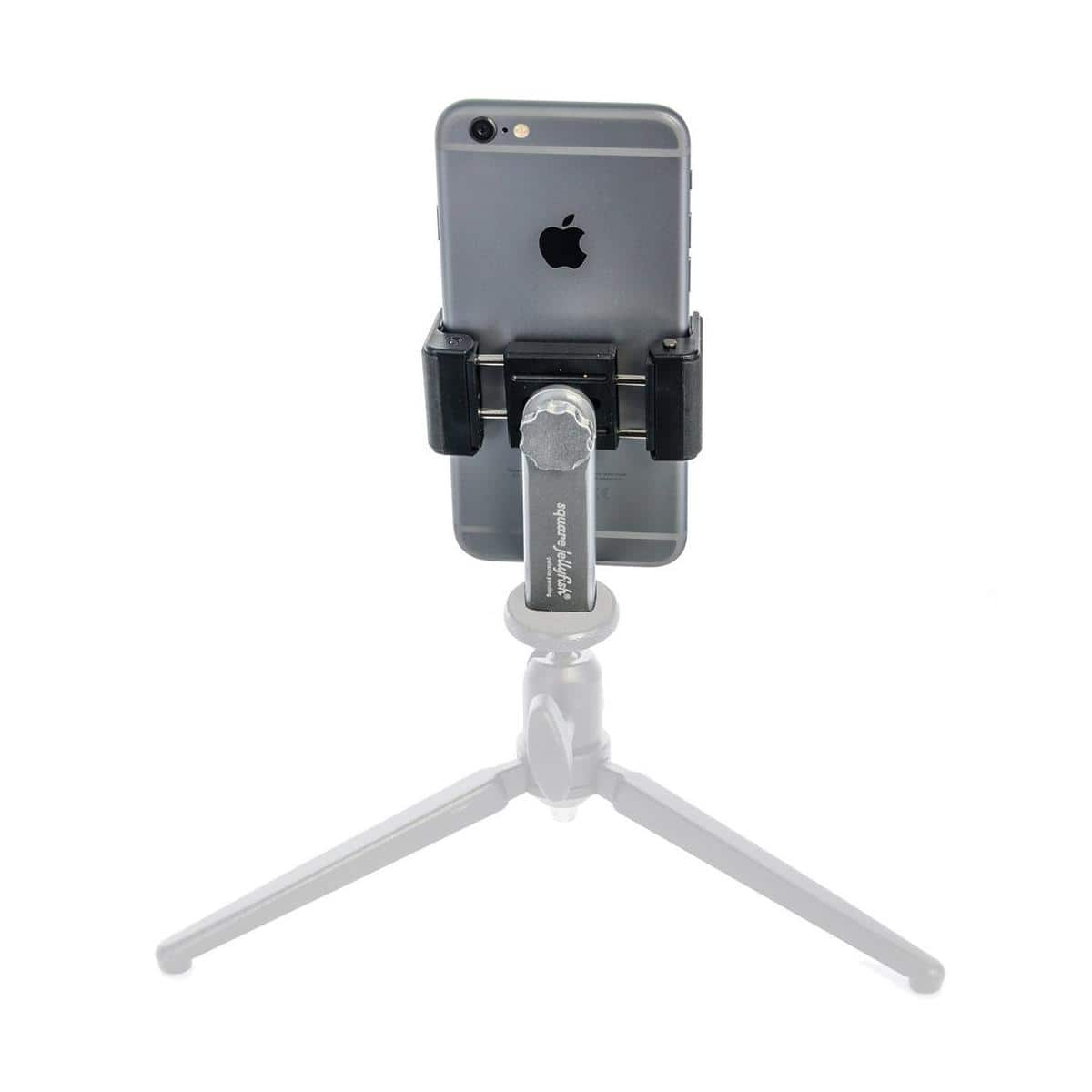 Square Jellyfish Metal Spring Tripod Mount for Smartphones $12 + free s/h