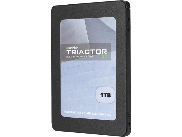 """1TB Mushkin Enhanced Triactor 3D 2.5""""  SATA III 3D TLC SSD $190 + free s/h"""