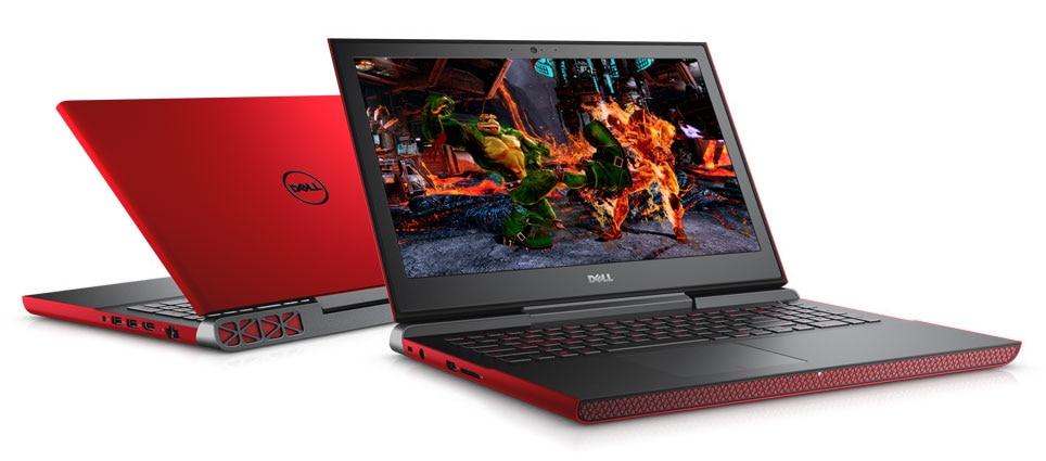"Inspiron 15 7000 Laptop: i5-7300HQ, 15.6"" 1080p, 4GB GTX 1050Ti, 256GB SSD $650 + free s/h"