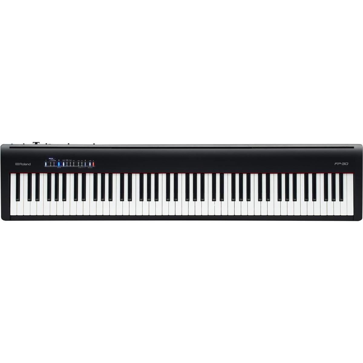 Roland FP-30 88 Key Digital Piano $480 + Free Shipping