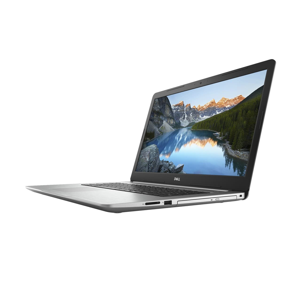 """Dell Inspiron 17 5000 Laptop: i5-8250U, 17.3"""" 1080p, 1TB HDD, 8GB DDR4, Graphics 620 $500 + free s/h"""