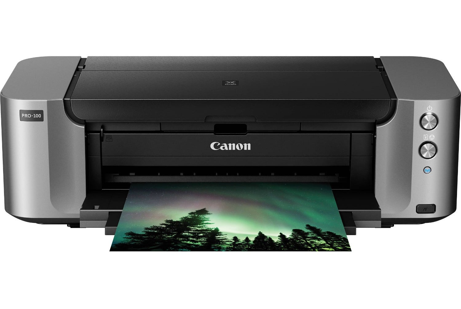 Canon PIXMA PRO-100 Color Inkjet Wireless Photo Printer $65 after $250 MIR + free s/h