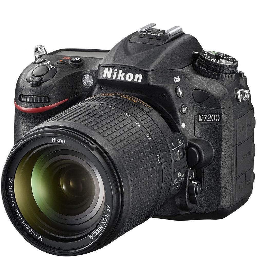 (refurb) Nikon D7500 20.9MP DX 4K DSLR Camera (Body Only) $809 + free s/h