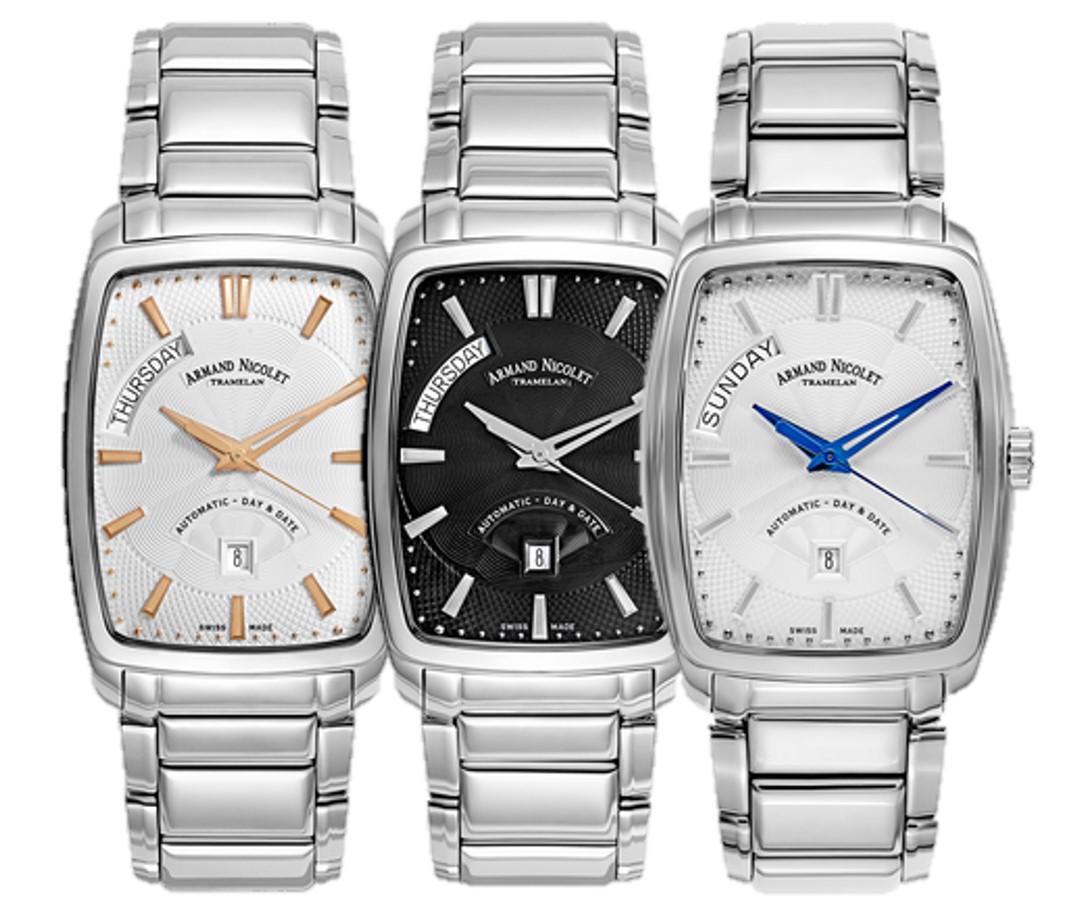 Armand Nicolet Men's TM7 Automatic Watch $695 each + free s/h