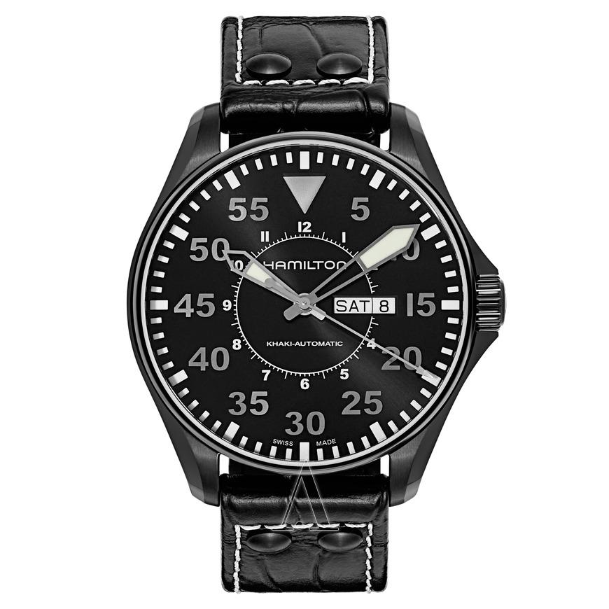 Hamilton Men's Khaki Aviation Pilot Automatic Watch $499 + free s/h