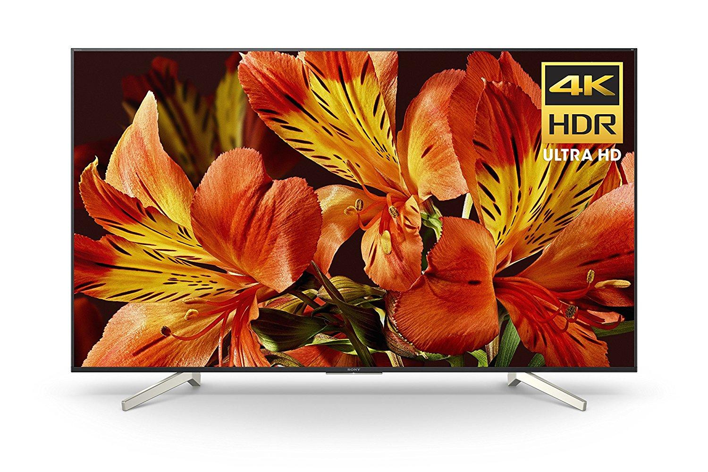 "65"" Sony XBR-65X850F 4K LED HDTV (2018) + $400 Dell eGift card $1600 + free s/h"