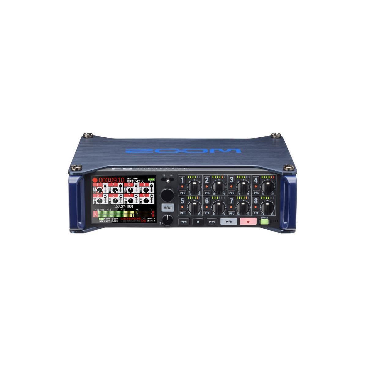 Zoom F8 Multi Track Field Recorder (XLR) $629 + free s/h