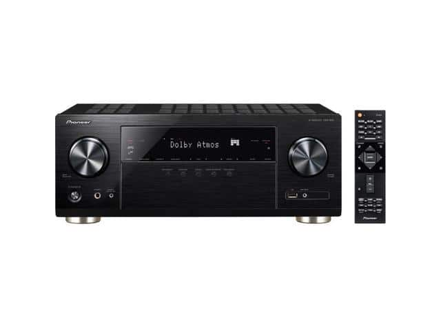 Pioneer VSX-932 7.2-Ch Receiver + $20 Newegg promo Giftcard $279 + Free Shipping