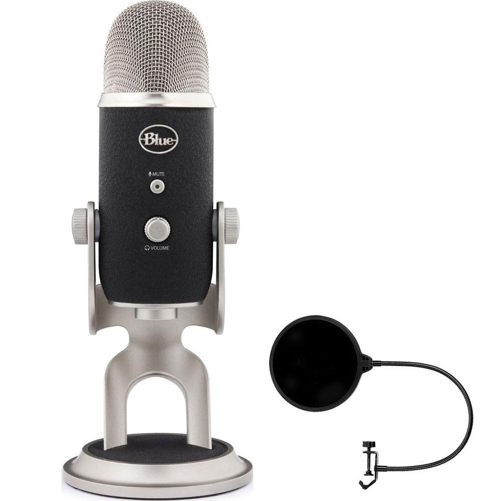 Blue Microphones Yeti Pro USB Condenser Microphone $143.20 + free s/h