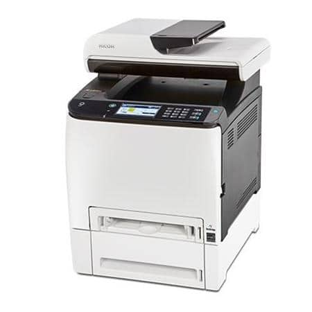 Ricoh SP C261SFNw Color Laser Multifunction Printer $132  + Free Shipping