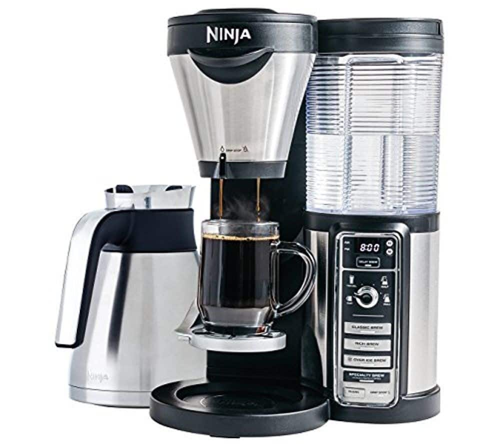 Ninja Coffee Bar Brewer with Thermal Carafe $72 + free s/h