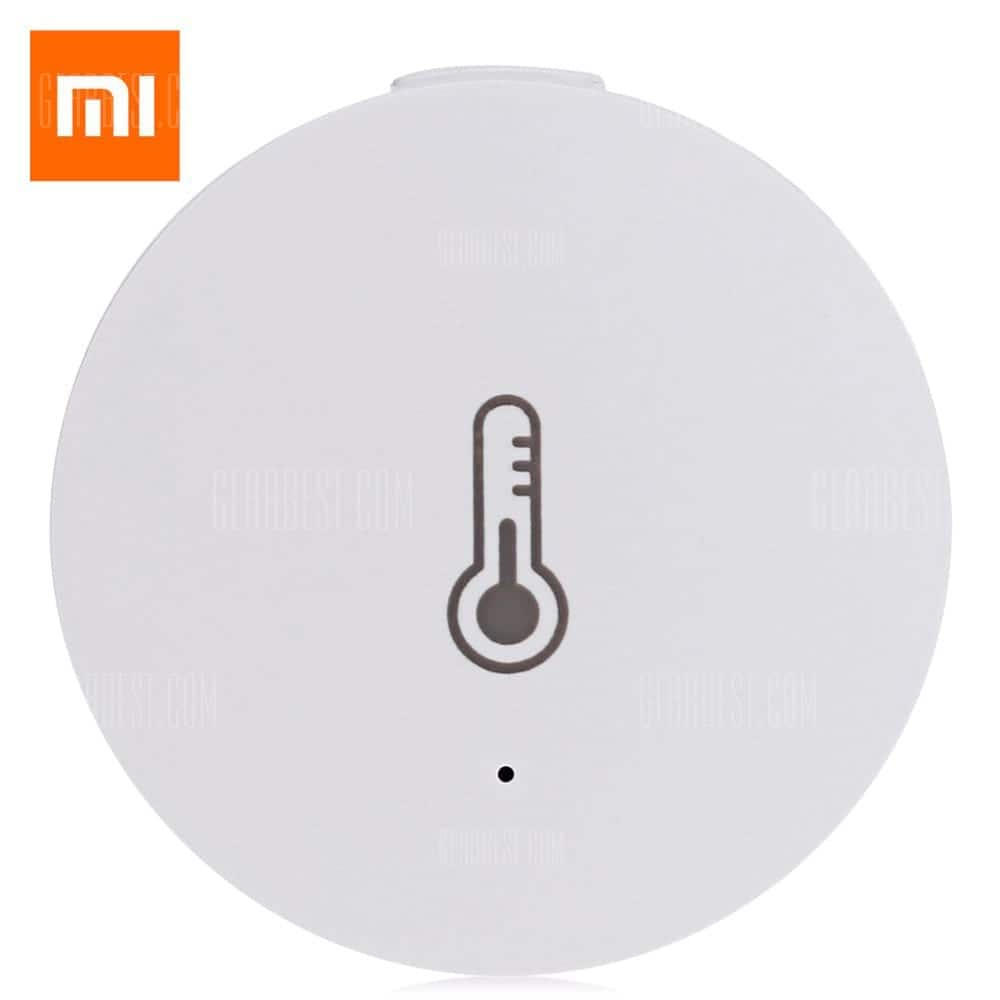 Xiaomi Mi Smart Temperature & Humidity Sensor (White) $9 + free s/h