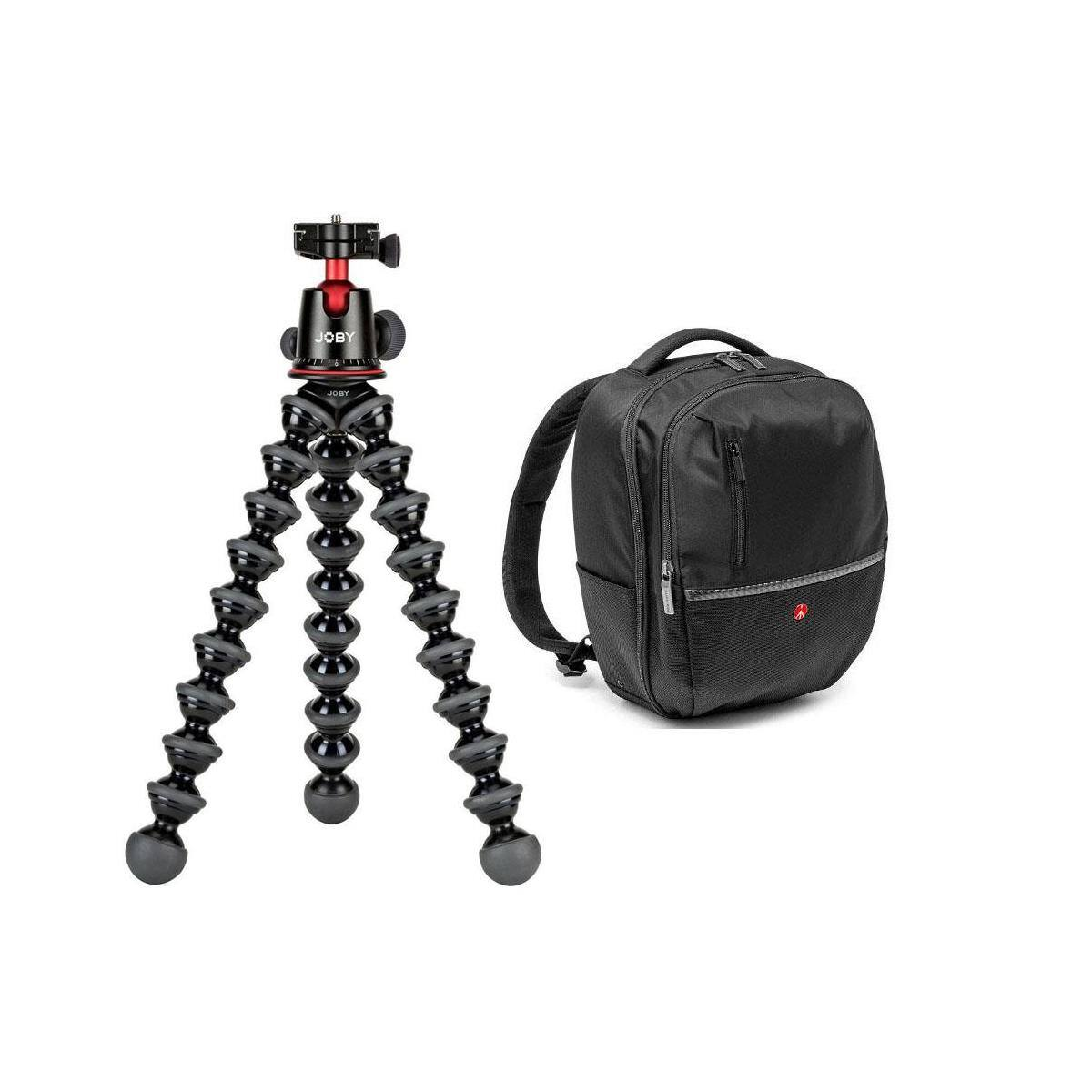 Joby GorillaPod 5K + Manfrotto Advanced Gear Backpack $130 + free s/h