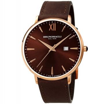 Bruno Magli Men's Roma Watch (different colors) $100 + free s/h