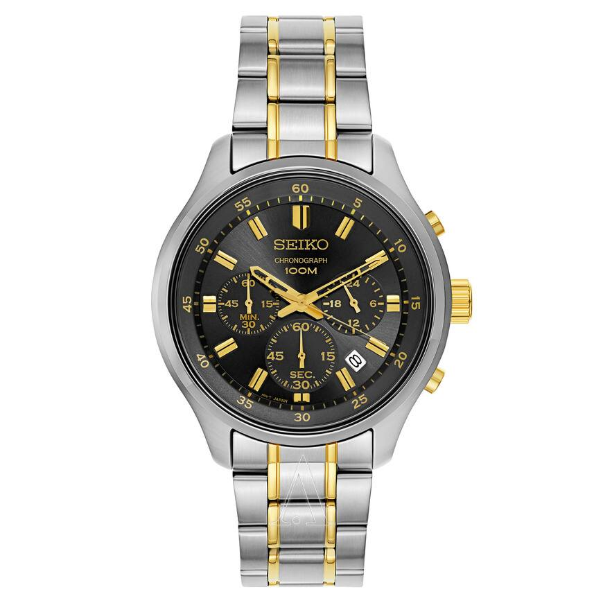 Seiko SKS591 Men's Chronograph Watch $88 + free s/h