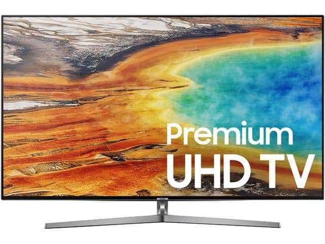 "65"" Samsung UN65MU9000 4K UHD HDR Smart LED HDTV $1100 + free s/h"