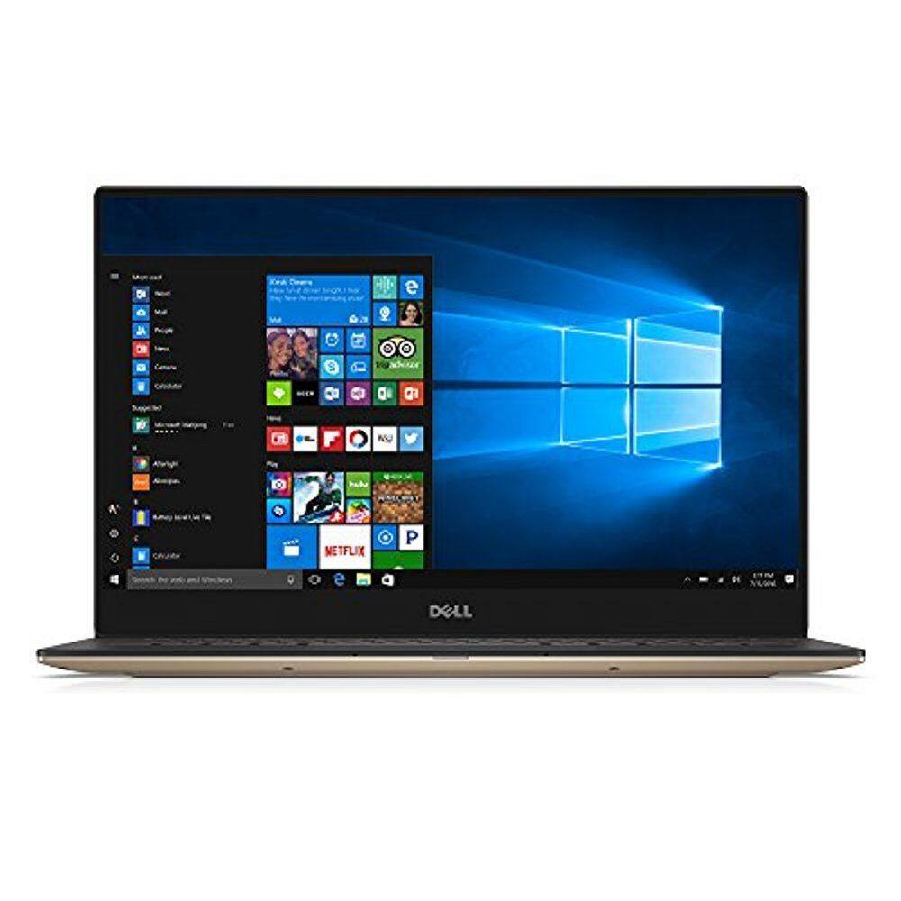 "Dell XPS 9360 Touch Laptop: i5-7200U, 13.3"" (3200x1800) 8GB, 256GB SSD $799 + free s/h"