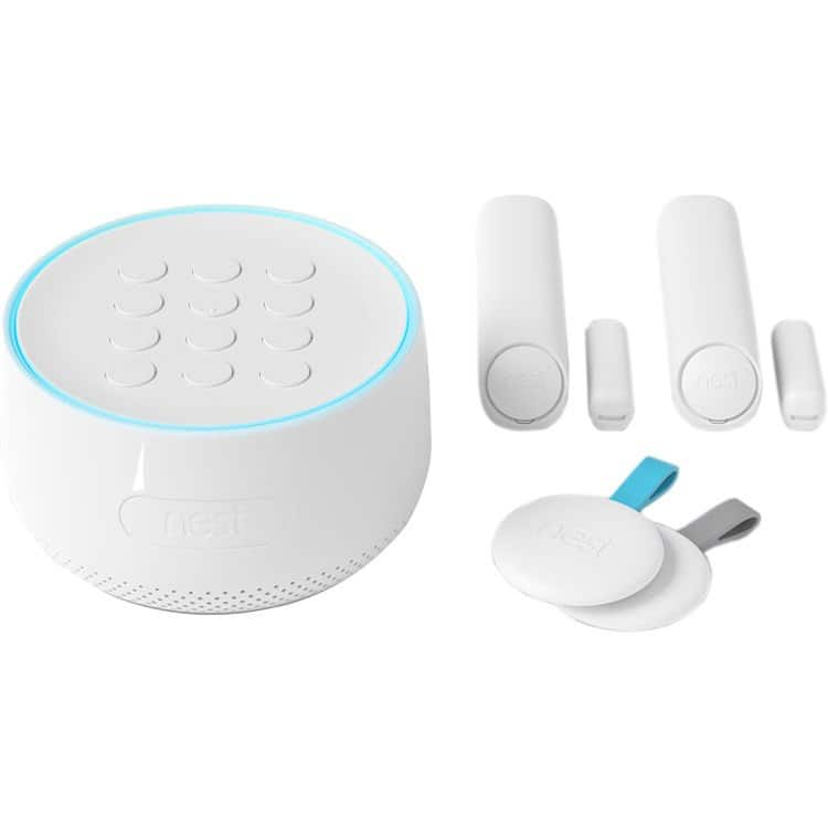 Nest Secure Alarm System Starter Pack  $330 + Free Shipping