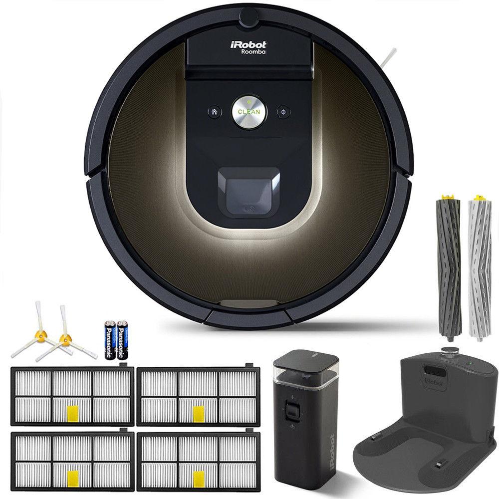 Roomba 980 Robotic Vacuum (refurb) $459 + free s/h