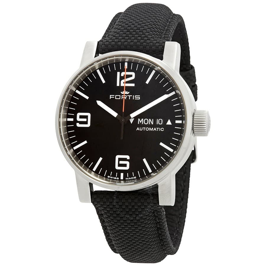 FORTIS Spacematic Automatic Watch $495 + free s/h
