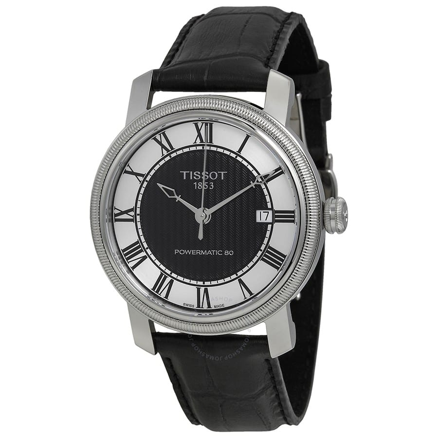 Tissot Bridgeport Powermatic80 Automatic Watch $250 + free s/h