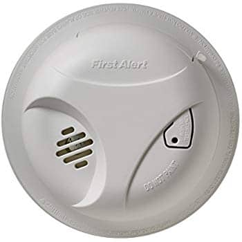 (add-on) First Alert SA303CN3 Battery Powered Smoke Alarm with Silence Button $6.23