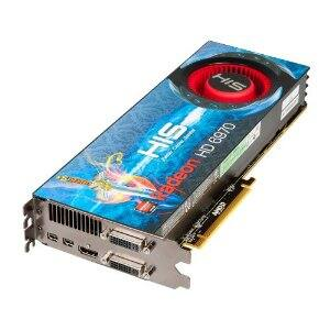 HIS Radeon HD 6970 2GB Video Card - $203 @ Amazon after $20 MIR