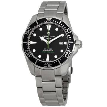 Certina DS Action Diver Dial Automatic Men's Watch $495 + free s/h