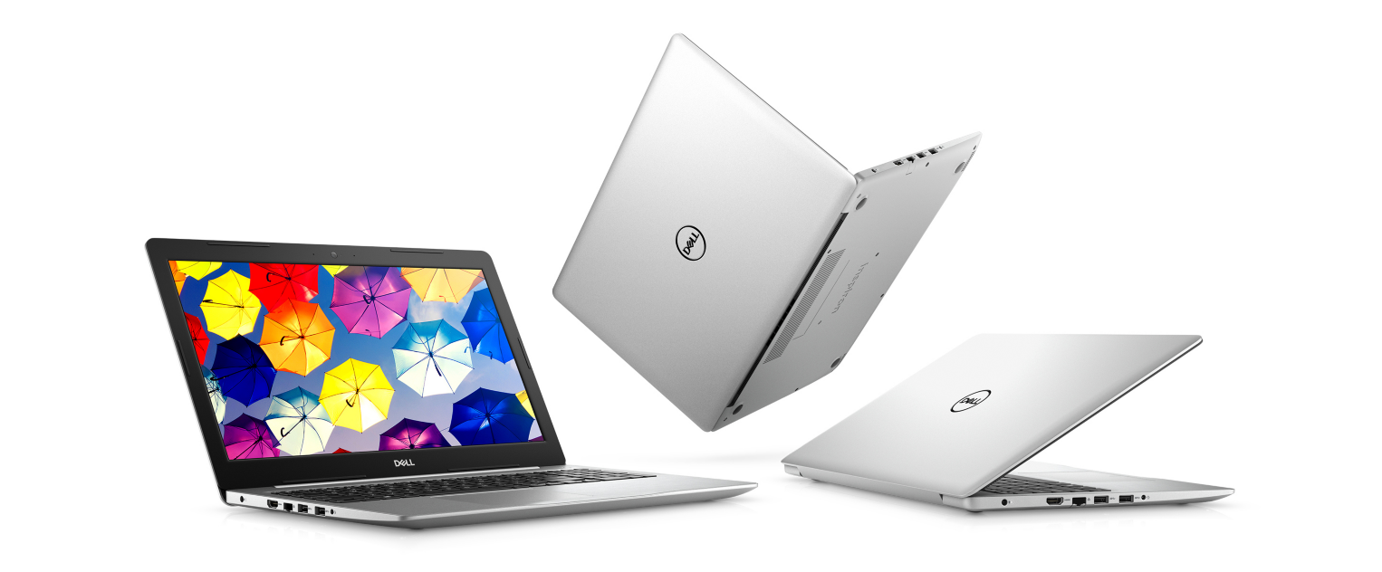 "Dell Inspiron 15 5000 Laptop: i7-8550U, 8GB, 128GB SSD + 1TB HD, 15.6"" 1080p, UHD Graphics 620 $570 + free s/h"