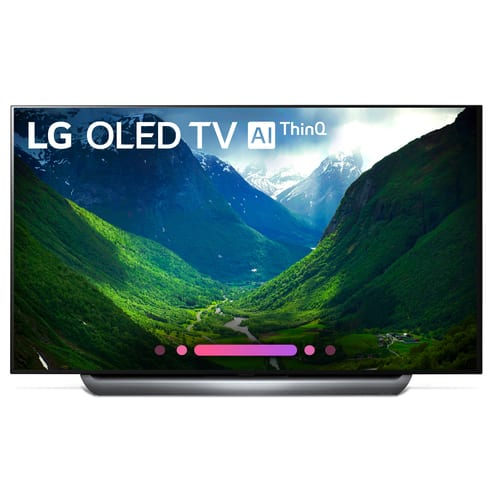 "Call-In: LG 4K TV: 65"" OLED65C8PUA $2199, 55"" OLED55C8PUA $1499 (Until 5:30PM EST) + Free S&H"