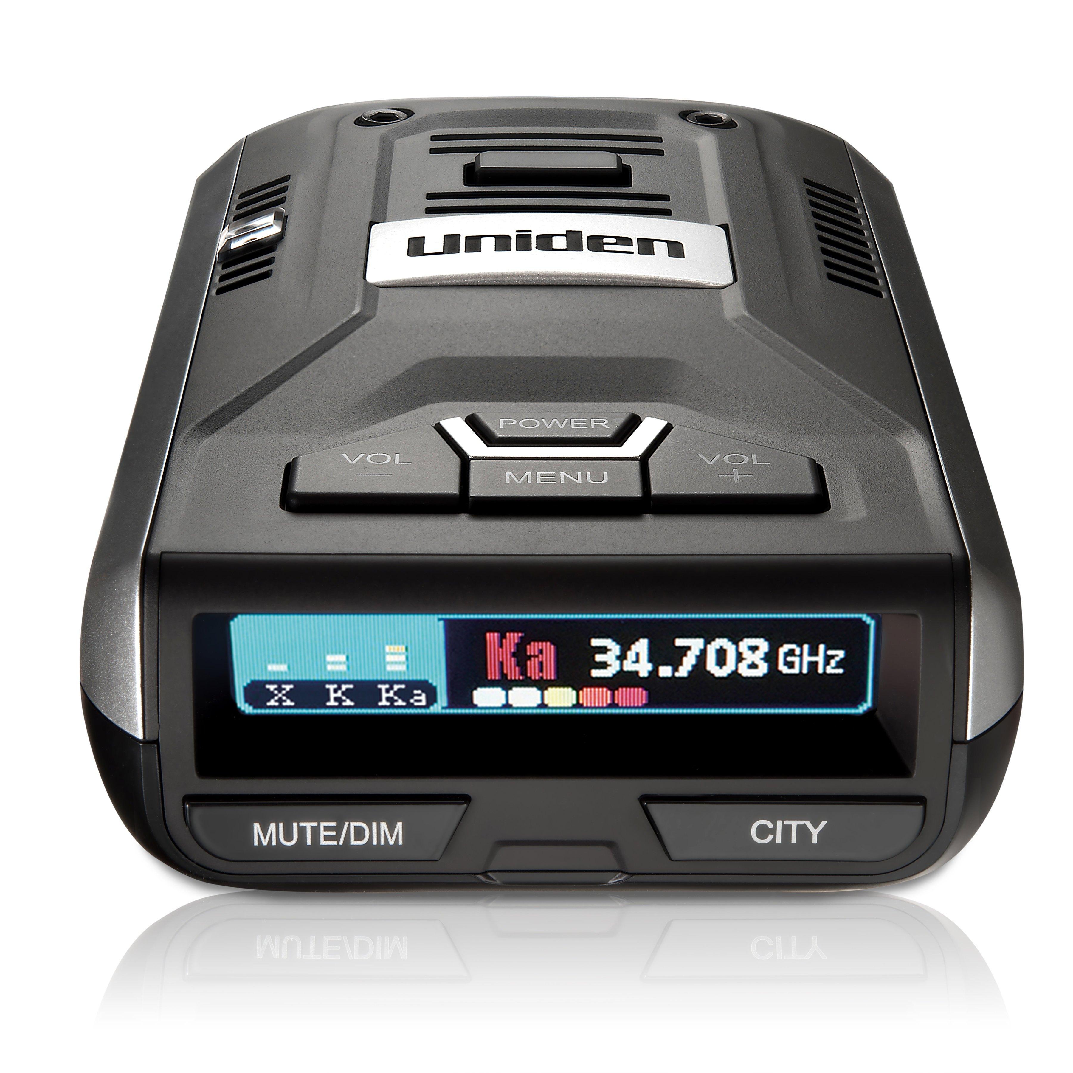 Uniden Extreme Long Range Laser Radar Detector: R3 $340, R1 $255 + Free Shipping