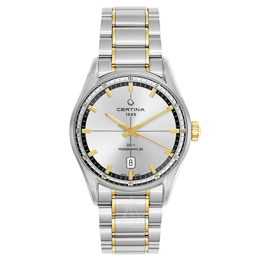 Certina Men's DS 1 Powermatic 80 Automatic Watch $339 + free s/h