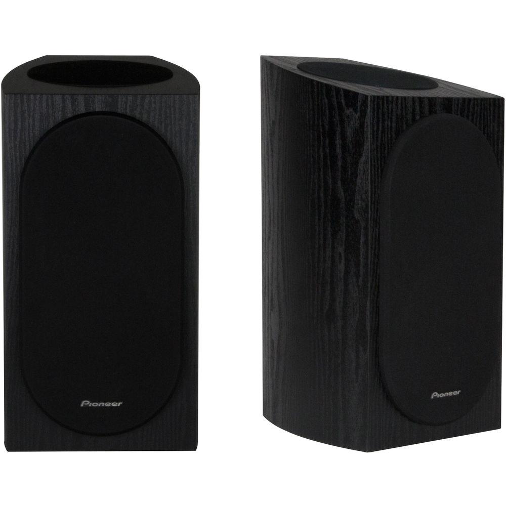 Pioneer SP BS22A LR Andrew Jones Dolby Atmos Bookshelf Speakers Pair 12750