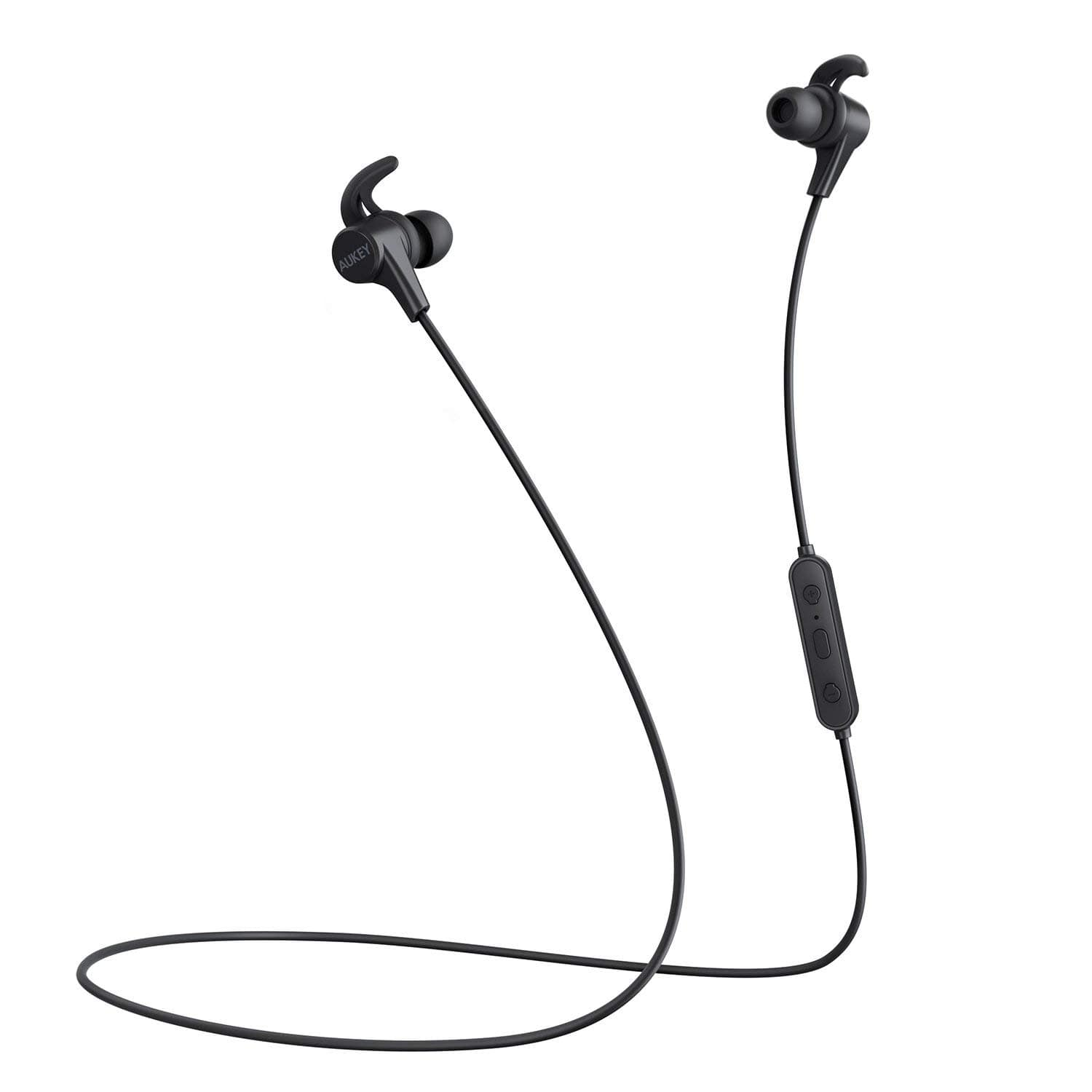 Aukey Latitude Wireless Bluetooth 4.1 Headphones w/ 3 EQ Sound Modes & aptX  $17.69 + Free Shipping