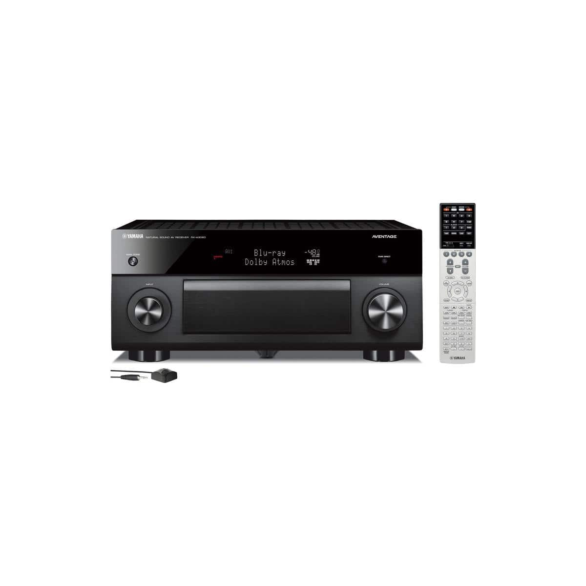 yamaha aventage rx a3070 9 2 ch dolby atmos av receiver. Black Bedroom Furniture Sets. Home Design Ideas