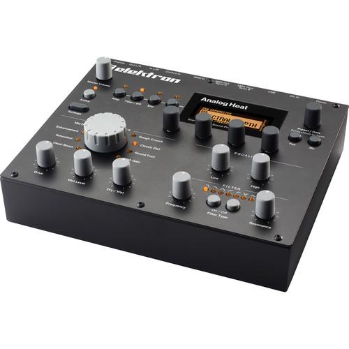 Elektron Analog Heat - Tabletop Stereo Analog Sound Processor $529 + free s/h