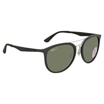 aff7c7136b Ray Ban Polarized Sunglasses  Green Classic G-15
